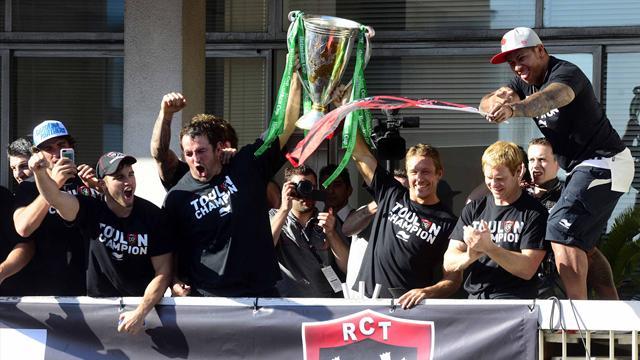 Toulon se console avec l'Europe