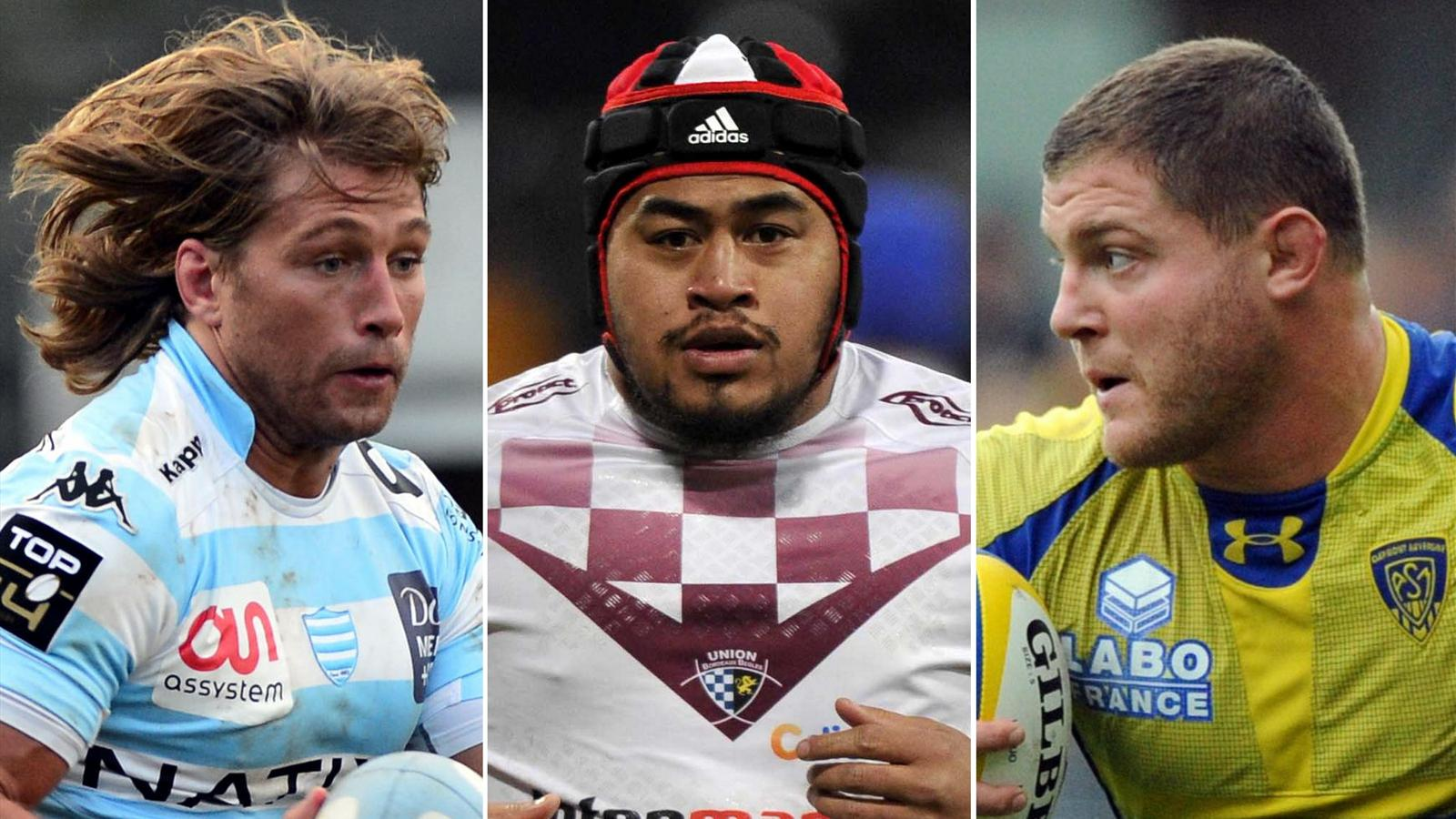 Top 14 classement des meilleurs talonneurs de la saison top 14 2012 2013 rugby rugbyrama - Classement coupe d europe de rugby ...