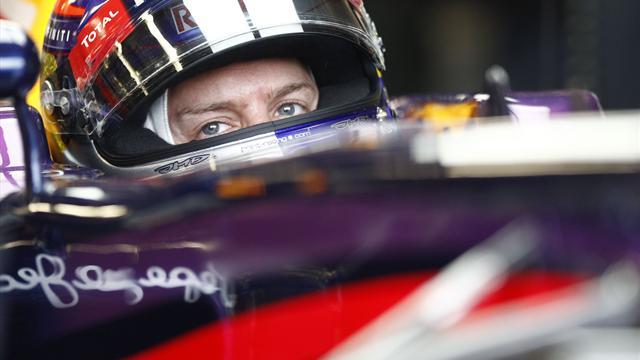 Kanada'da en hızlı Vettel