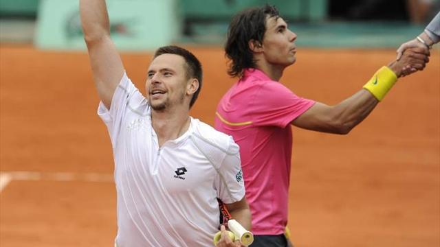 Le jour où... Söderling a fait tomber Nadal à Roland-Garros