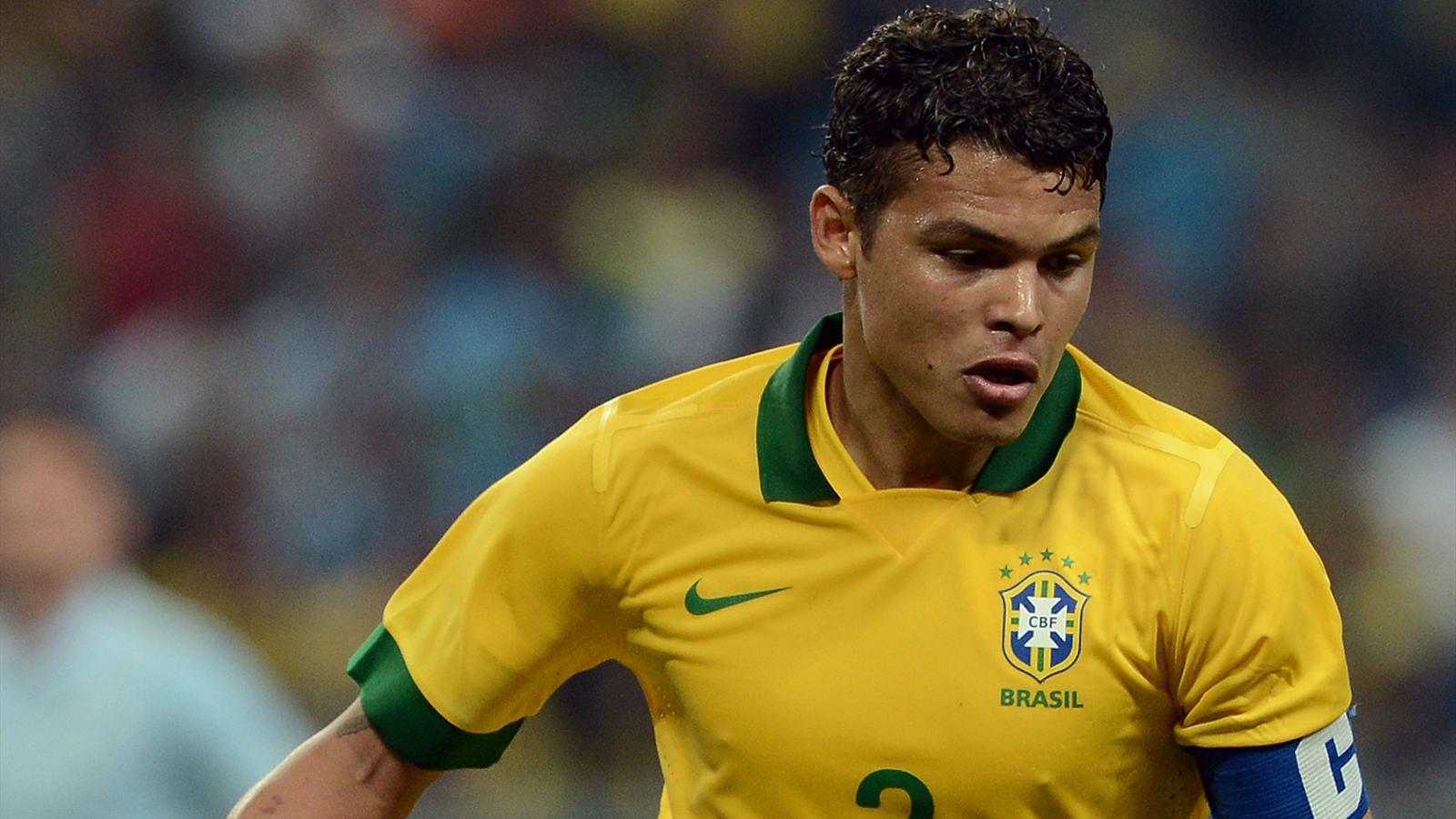 No Barca agreement for Thiago Silva says agent Liga 2011 2012