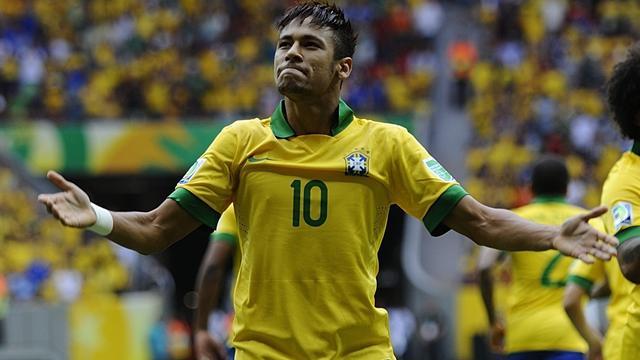 Neymar, ça repart