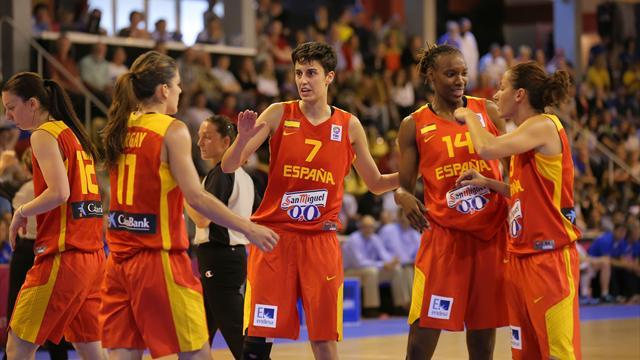 España se proclama campeona de Europa tras vencer a Francia (70-69)
