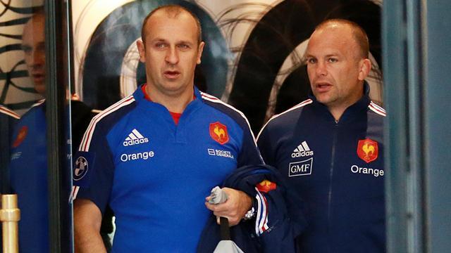Une semaine avec... le staff du XV de France