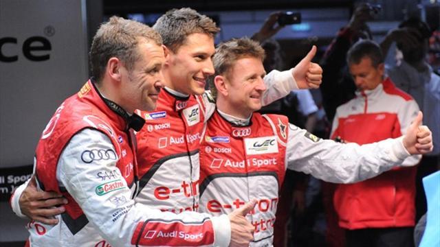 Кристенсен в 9-й раз выиграл «24 часа Ле Мана»