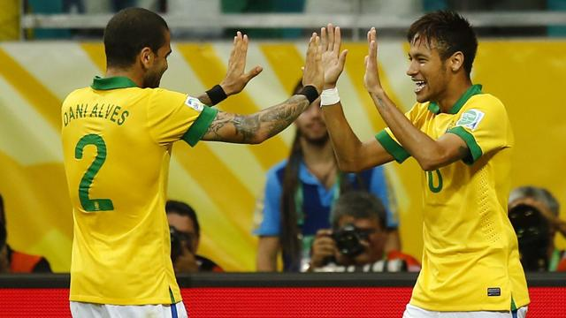 Late goal rescues Brazil in 2-2 thriller in Paraguay