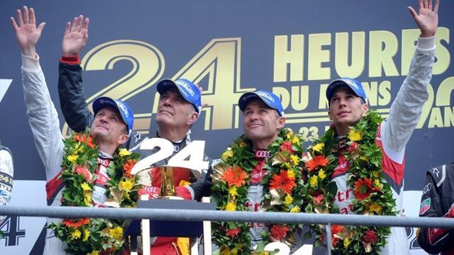 Eurosport připravuje nejrozsáhlejší vysílání 24 hodin Le Mans. Začínáme ve středu.