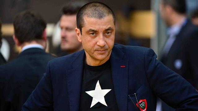 """Boudjellal: """"Avec Saint-André, on a l'impression que les joueurs sont des billes"""""""