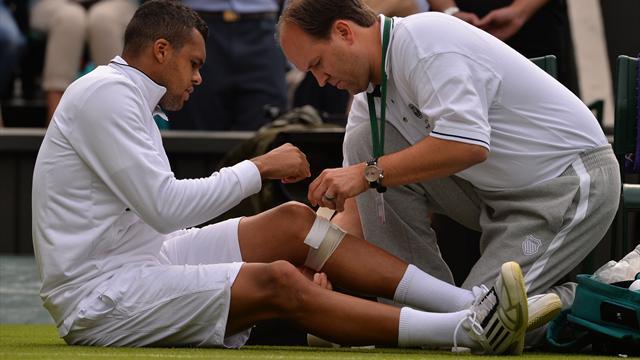 Abandons, forfaits : l'incroyable mercredi noir de Wimbledon