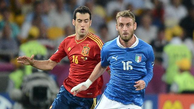 L'Espagne et l'Italie devront croiser le fer