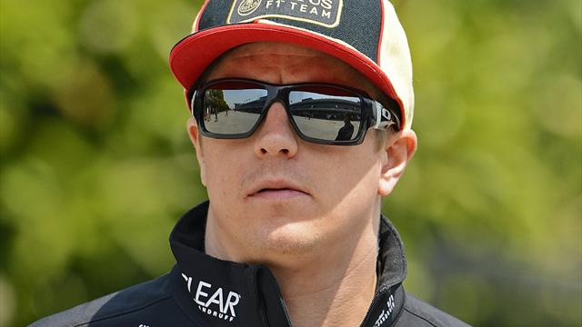 Raikkonen: Consistency not enough to beat Vettel