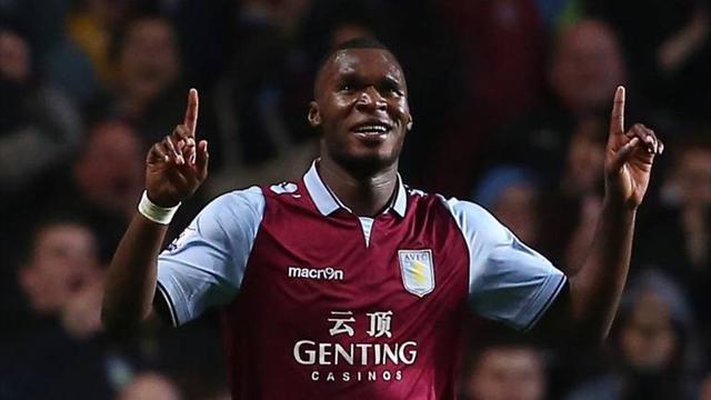 Christian Benteke Aston Villa NOT in UK Fra Spa Swe Pol Chn