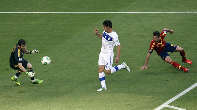 Italy: 'We deserved to win'
