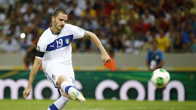 Giaccherini: Bonucci missed my penalty