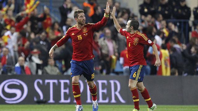 """L'Espagne toujours favorite ? """"Oui grâce à son groupe apte à s'autogérer"""""""