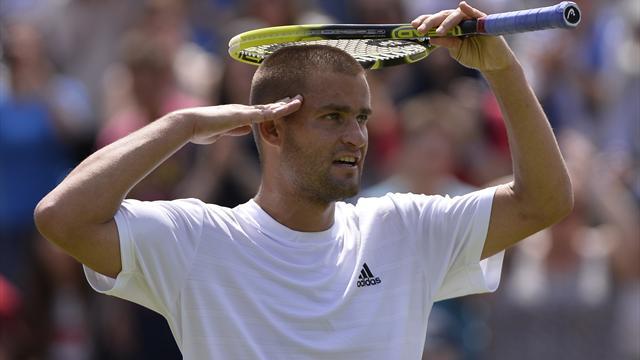Русский теннисист Южный отказался доигрывать матч Australian Open