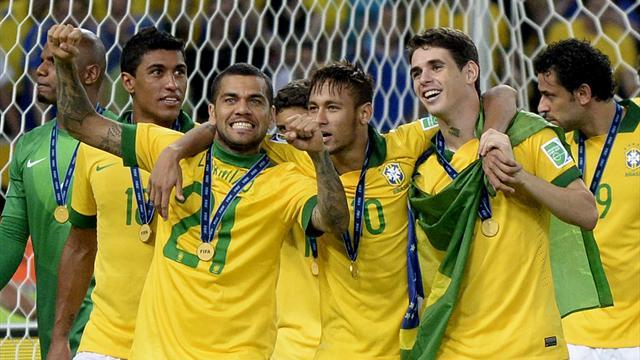 Brésil-Espagne (3-0), l'antisèche: la Seleçao, championne du monde