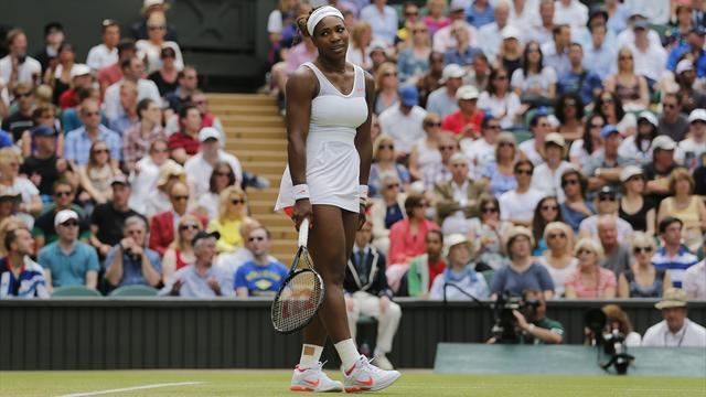 Serena s'éclipse à son tour