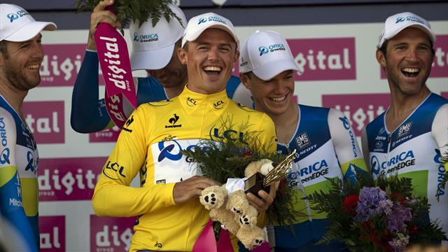 Марк Кэвендиш стал победителем пятого этапа