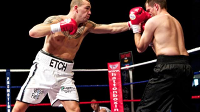 Adam Etches itches for title shot