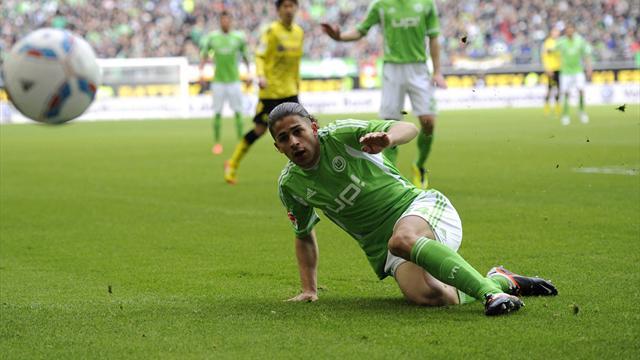 Ricardo Rodriguez Wolfsburg 2013