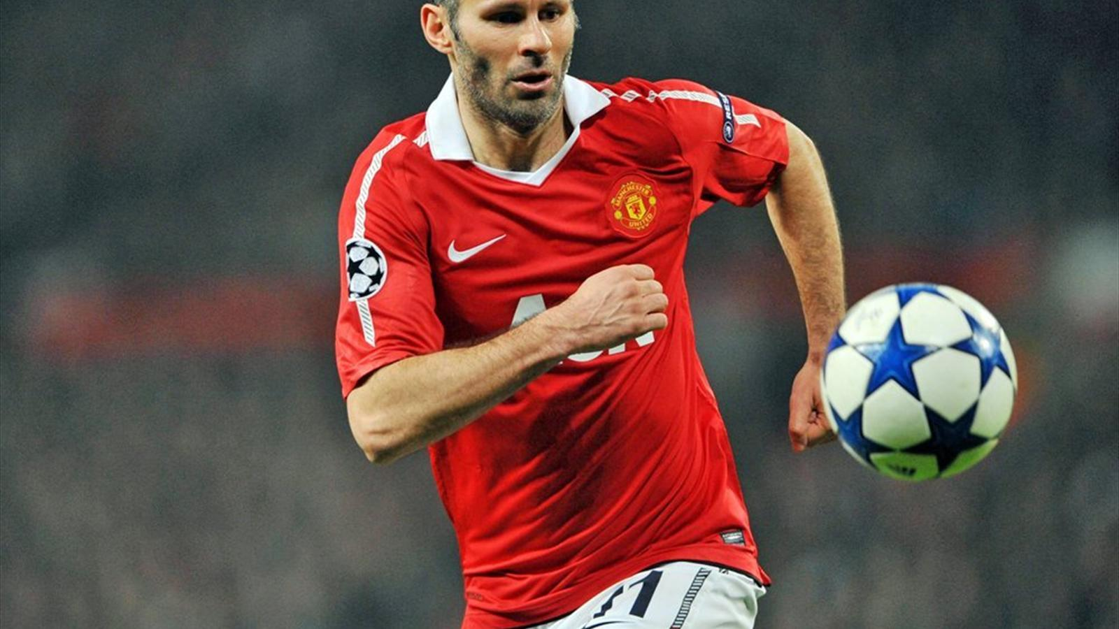Ryan Giggs: Manchester United averaj takımı değil ...Ryan Giggs 2013 2014