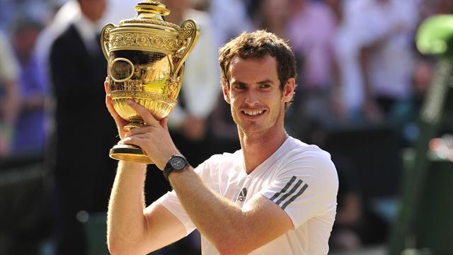 Murray tames Djokovic to end 77 years of British hurt