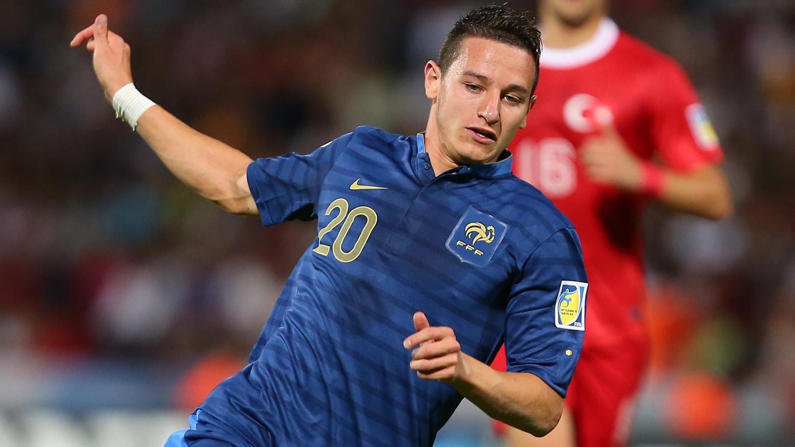 Florian thauvin je ferai le bilan mon retour coupe du monde 20 ans 2013 football - Classement buteur coupe de france ...