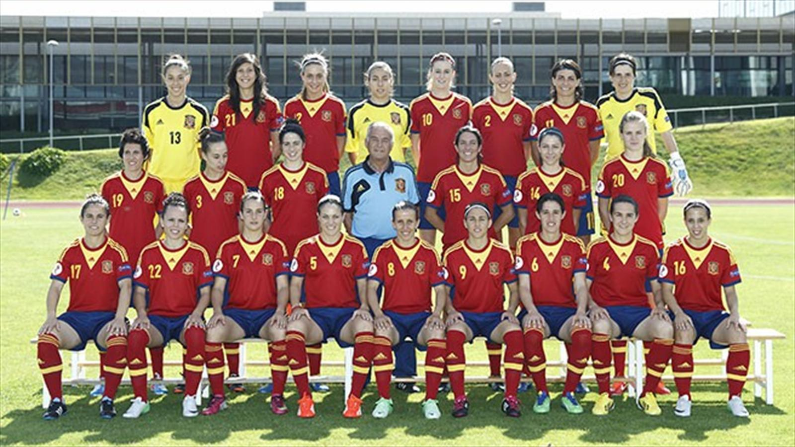 Euro 2013 groupe c l 39 espagne retour vers le futur - Resultat foot feminin coupe de france ...