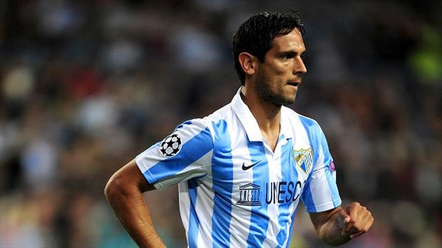 Te contamos el lado positivo para el Málaga CF sobre la salida de Santa Cruz