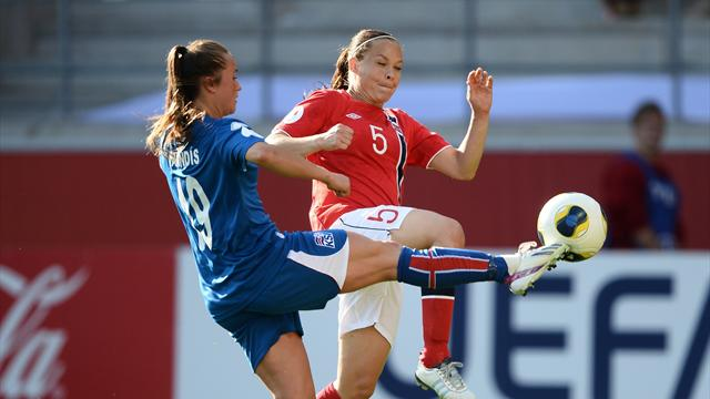 Iceland leave it late against Norway
