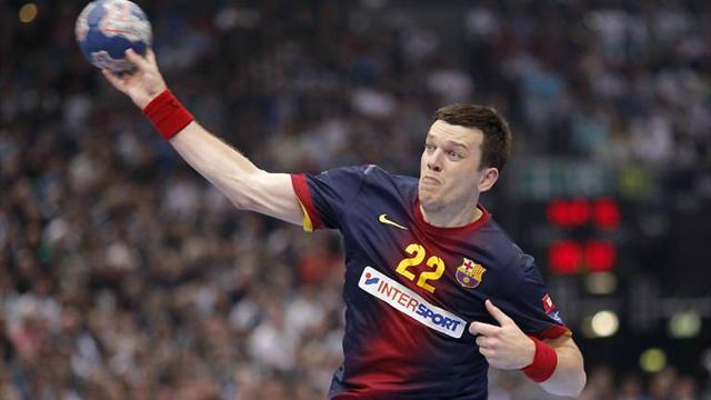 El Barça destroza al GlobalCaja (41-21)