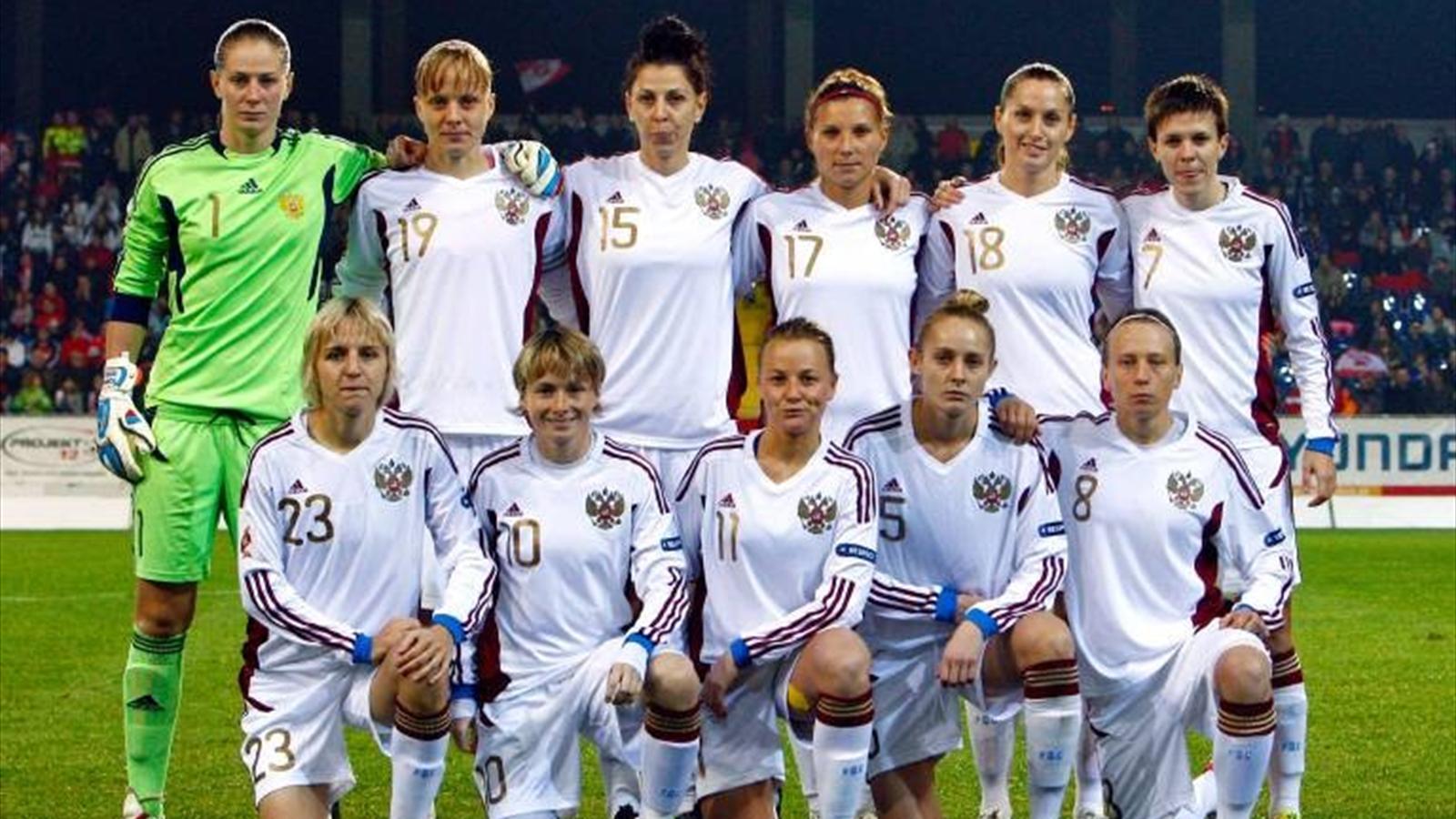 Euro 2013 groupe c la russie le petit poucet football f minin 2013 football eurosport - Coupe d europe de basket feminin ...