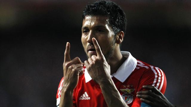Benfica's Ezequiel Garay (Reuters)