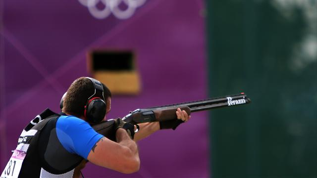 Coward-Holley happy with progress in Olympic Trap discipline
