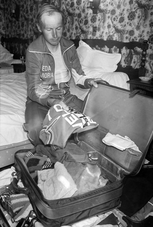 Michel Pollentier, Tour 1978 - Alpe d'Huez