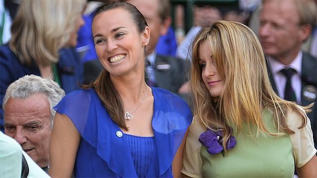 Martina Hingis regresa tras 17 años
