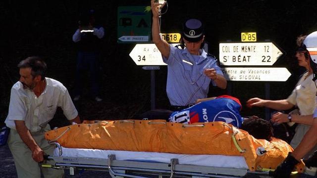 Tour-Geschichte(n): Tod von Casartelli, Aus für Festina, Coup am Ventoux