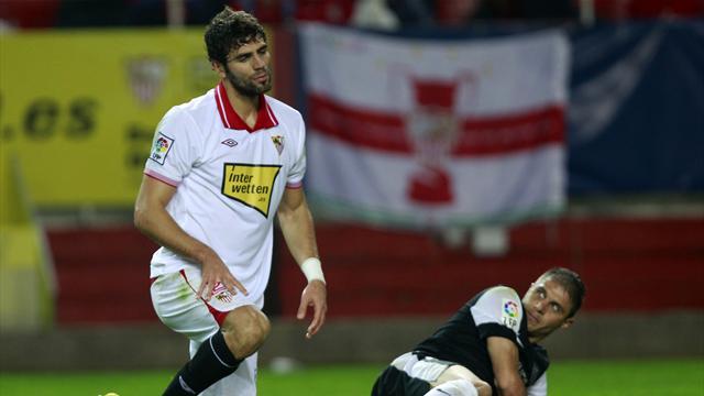 Sevilla's Federico Fazio (Reuters)