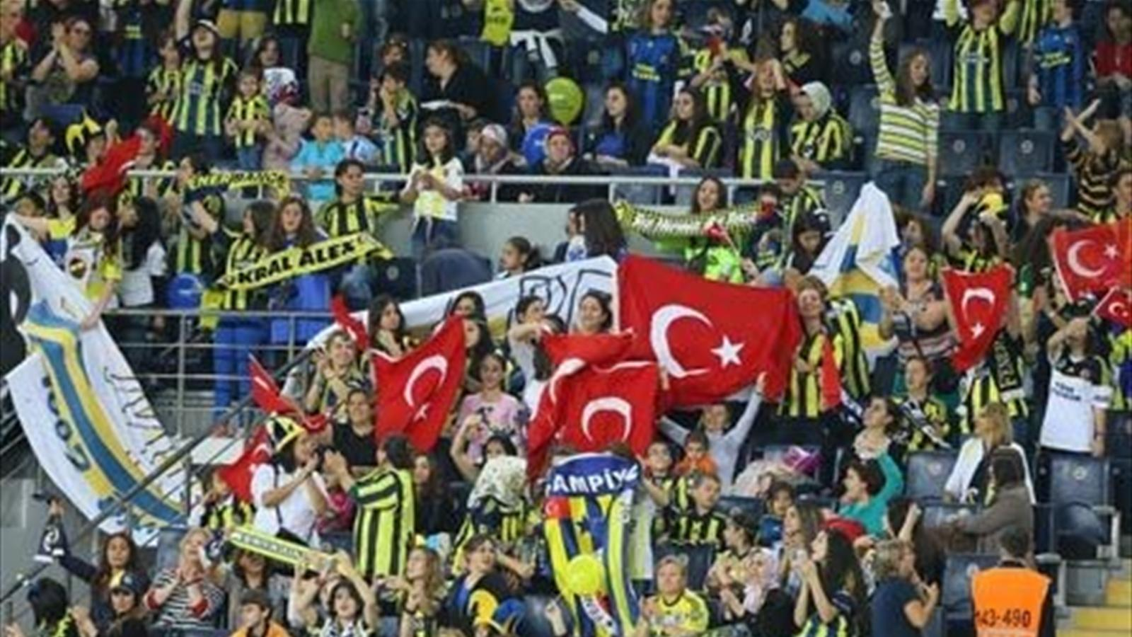 Reprieved Fenerbahce to face Salzburg in qualifier