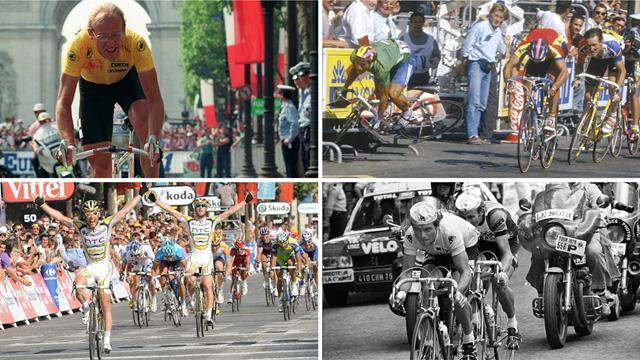 Die 10 besten Finals auf den Champs Elysées
