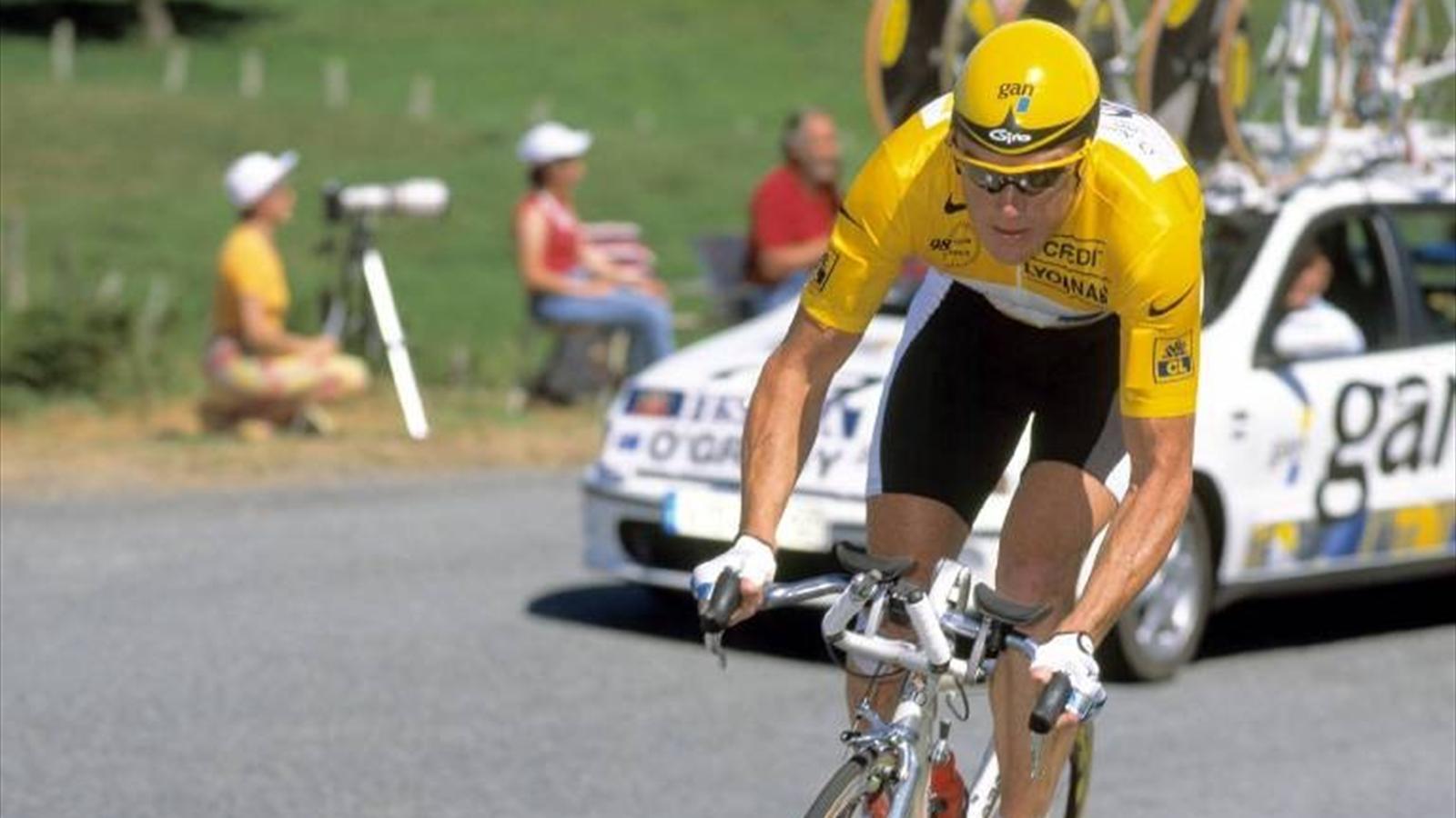 Just-retired O'Grady admits to using EPO in 1998 - Eurosport
