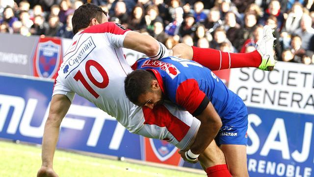 Biarritz et Grenoble dans les starting-blocks