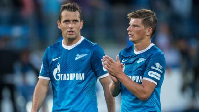 В топе лучших футболистов России от Танкреди Пальмери есть Аршавин и нет Мостового с Кержаковым