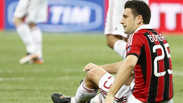 2012-13 Serie A, Milan, Daniele Bonera (AP/LaPresse)