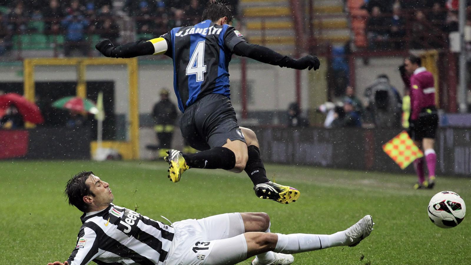Javier Zanetti won t rush Inter return Serie A 2011 2012