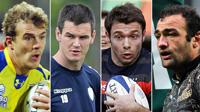 Rougerie, Sexton, Clerc, Gorgodze: J-14 avant impact