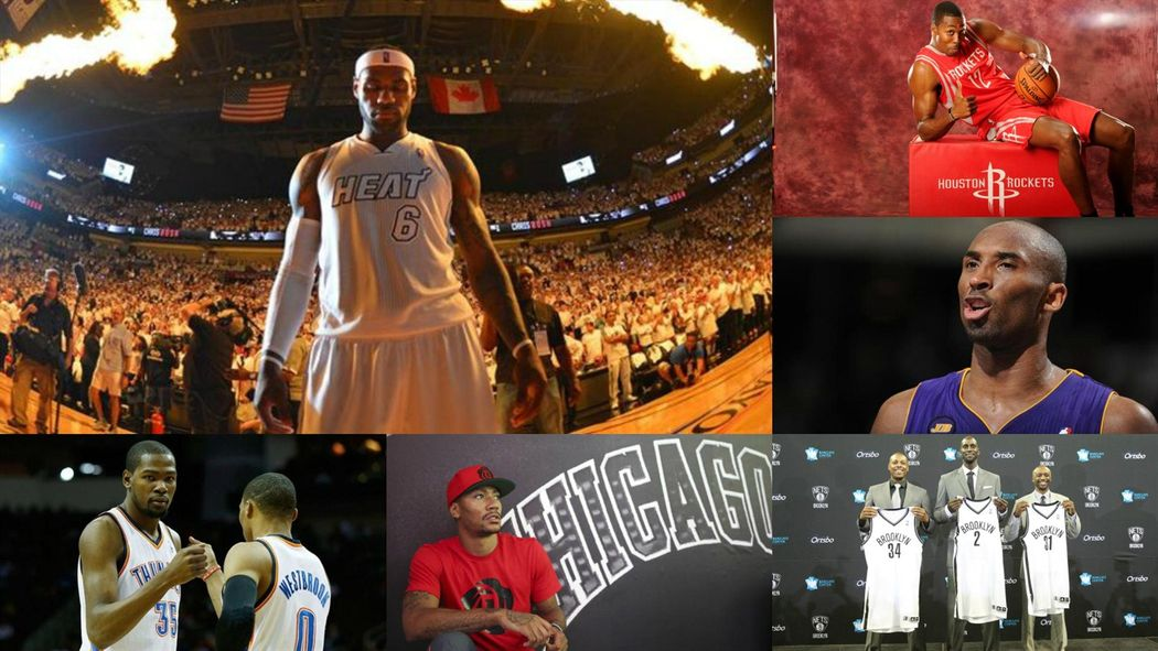 3782b4b190077 La NBA new look : le point sur tous les effectifs - NBA 2012-2013 -  Basketball - Eurosport