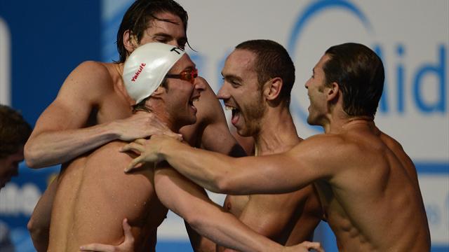 ABD'ye şok, şampiyon Fransa