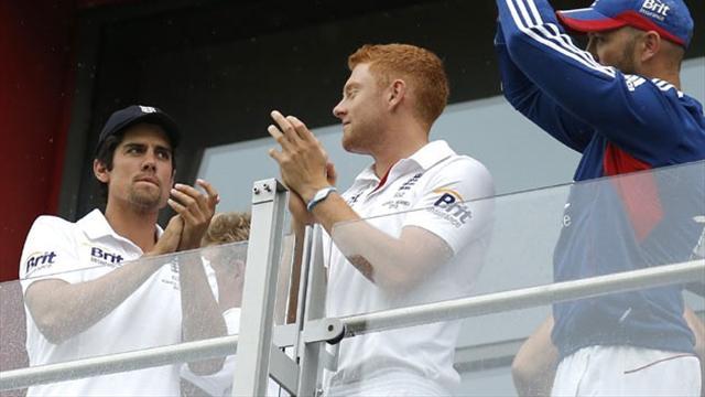 England retain the Ashes as rain denies Australia on final day